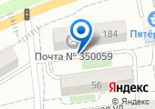 Почтовое отделение №59 на карте