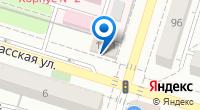 Компания Вкуснолюбов на карте