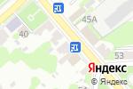 Схема проезда до компании Магазин продуктов в Егорьевске