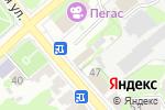 Схема проезда до компании Магазин цветов и семян в Егорьевске