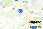 Схема проезда до компании Ол!Ген в Егорьевске