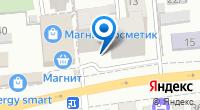 Компания Evvro на карте