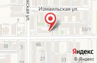 Схема проезда до компании Сервисный центр в Российском