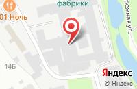 Схема проезда до компании Деапринт в Егорьевске