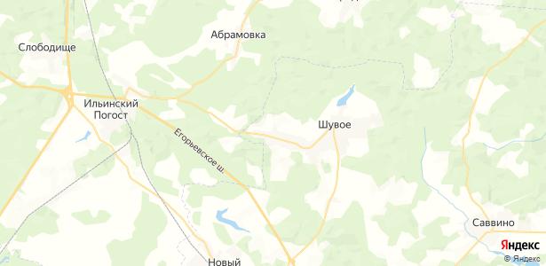 Гридино на карте