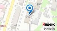 Компания КБ-АИС на карте