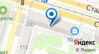 Компания KUBIK на карте