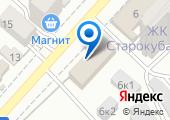 Специализированное монтажно-эксплуатационное управление Краснодарского края на карте