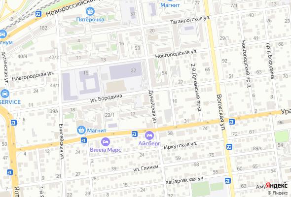 продажа квартир Дунайская 44А
