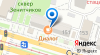 Компания AROMACONCEPT на карте