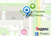 ТАНЦУЙ ГОРОД на карте