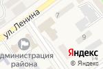 Схема проезда до компании Алекса в Семилуках