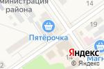 Схема проезда до компании Объектив в Семилуках
