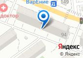Городская поликлиника №15 на карте