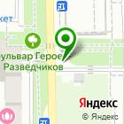 Местоположение компании МИР МОД