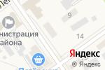 Схема проезда до компании Магазин одежды и обуви в Семилуках