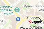 Схема проезда до компании Магазин табачной продукции в Егорьевске