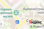 Схема проезда до компании Магазин цветов в Егорьевске