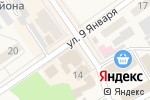 Схема проезда до компании Сбербанк, ПАО в Семилуках