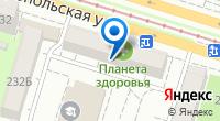 Компания КБ Центр-инвест на карте