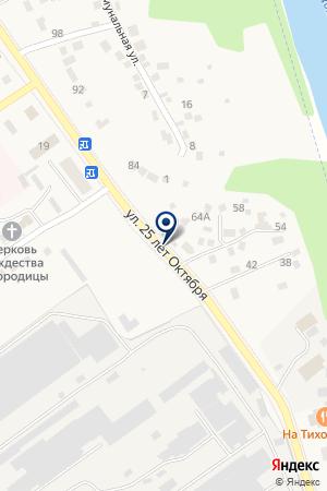 CREATIVE GROUP KODA на карте Воронежа