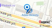Компания Lady Star на карте