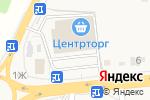 Схема проезда до компании FlashMix в Семилуках