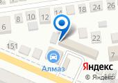 Центр продажи и установки автостекл на карте