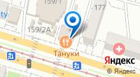 Компания Тануки на карте