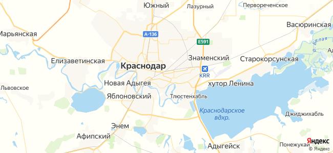 7 маршрутка в Краснодаре