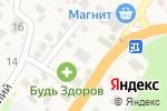 Схема проезда до компании Магнит-Косметик в Агое