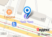 Осьминожка на карте