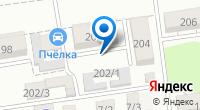 Компания Карго на карте