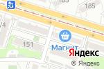 Схема проезда до компании M.Monroe в Краснодаре