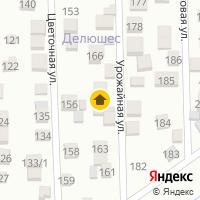 Световой день по адресу Россия, Краснодарский край, городской округ Краснодар, Делюшес, Урожайная улица, 165