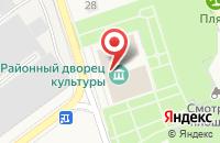 Схема проезда до компании Дворец культуры в Семилуках