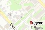 Схема проезда до компании Зеленый мир в Егорьевске