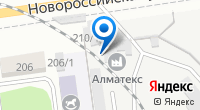 Компания Фаворит на карте