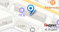 Компания Эконом-Турс на карте