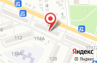 Схема проезда до компании Производственно-Коммерческое Объединение «Благо-Инвест» в Краснодаре