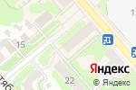 Схема проезда до компании Фаст Финанс в Егорьевске
