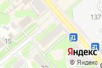 Схема проезда до компании НикаПласт в Егорьевске