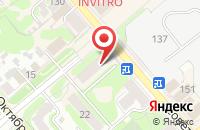 Схема проезда до компании Нотариус Протопопова Е.Л. в Егорьевске