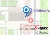 НОРДФРОСТ-ЮГ на карте