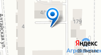 Компания Реком на карте