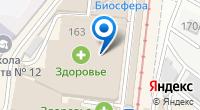 Компания Альвада на карте