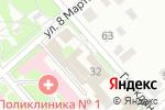 Схема проезда до компании Егорьевская типография, ГУП в Егорьевске