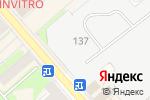Схема проезда до компании Lambre в Егорьевске