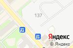 Схема проезда до компании Магазин мяса в Егорьевске