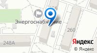 Компания Оконница на карте